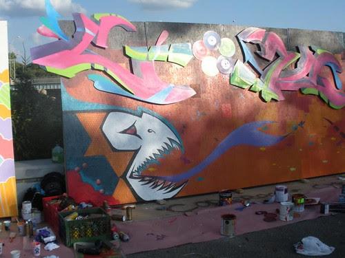 Urban Scrawl III