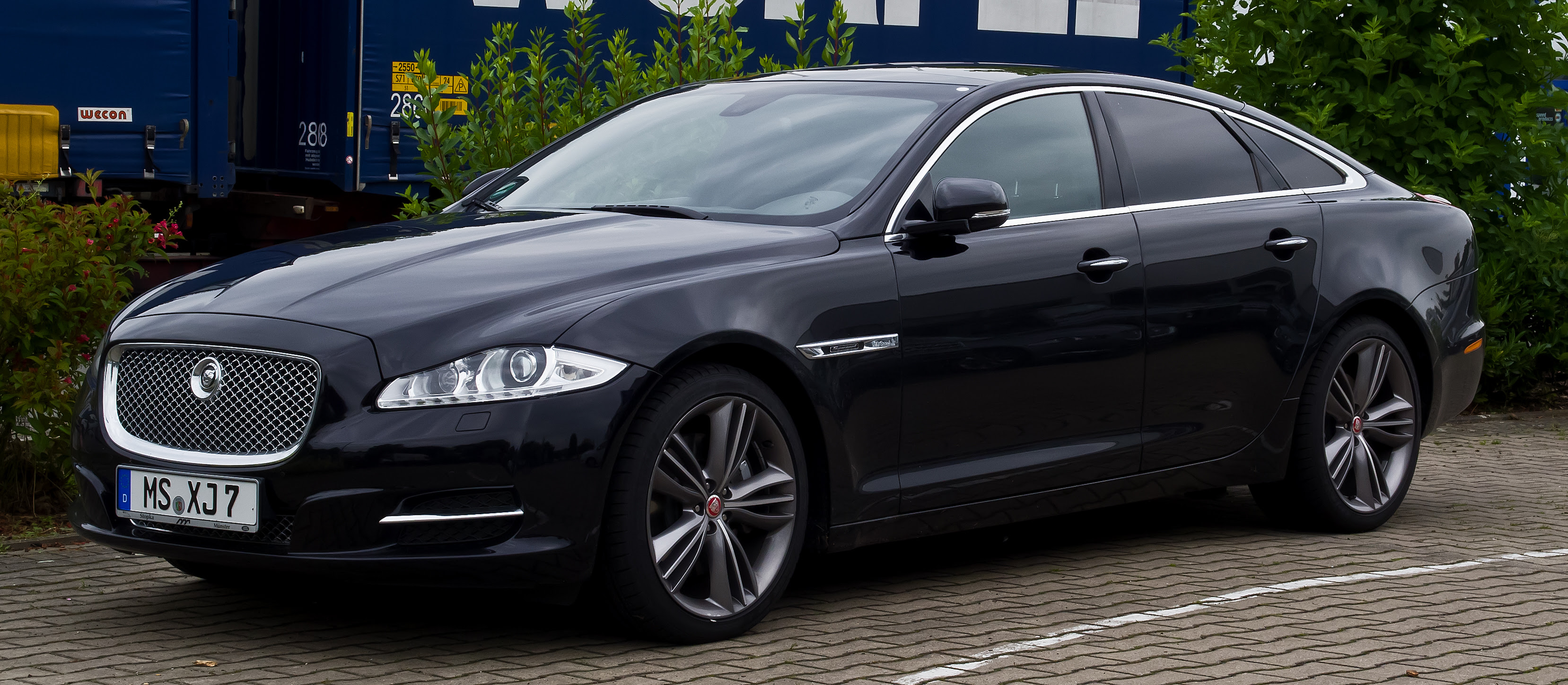 cars jaguar awd speed xj l xjl top