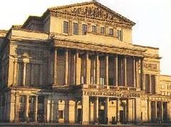 Grand Theatre, Warsaw, Poland