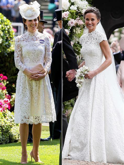 Kate Middleton's Royal Ascot Dress Looks Like Pippa