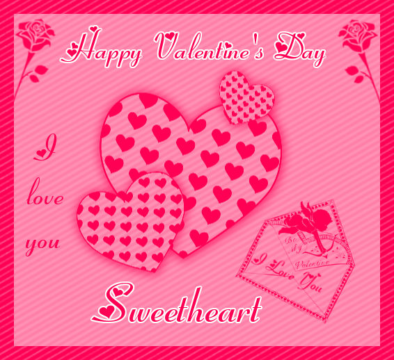 Happy Valentines Day I Love You Sweetheart Pictures Photos And