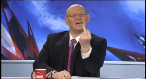 Image result for michael coren finger