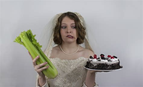 Lose Weight Healthily with The Wedding Dress Diet Plan