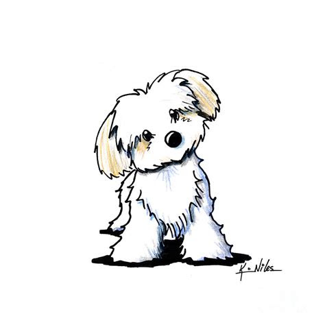 cartoon dog sketches clipart