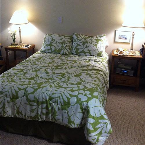 Mom's New Bedroom