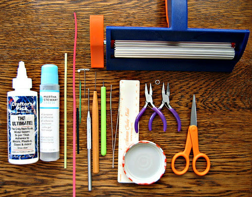 Quilling-Supplies