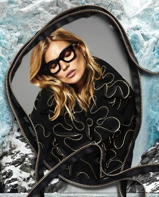 Le Fashion Blog Kate Moss Stella McCartney FW 2014 Ad Campaign Black Glasses Zipper Sweater photo Le-Fashion-Blog-Kate-Moss-Stella-McCartney-FW-2014-Ad-Campaign-Black-Glasses-Zipper-Sweater.jpg