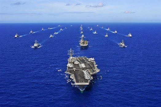 Mỹ, Trung Quốc, tái cân bằng, xoat trục châu Á, Hoa Đông, Biển Đông