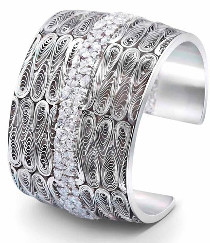 Quilled-Platinum-French-Bangle-by-ORRA