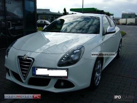 Alfa Romeo Giulietta Otomoto