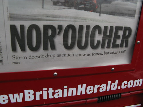 NOR'OUCHER? Really?