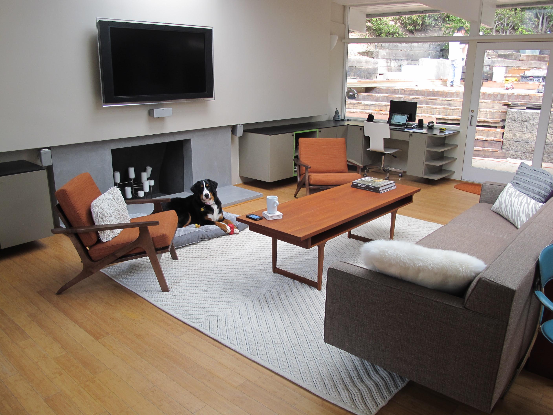 10 Inspiring Mid Century Modern Living Rooms