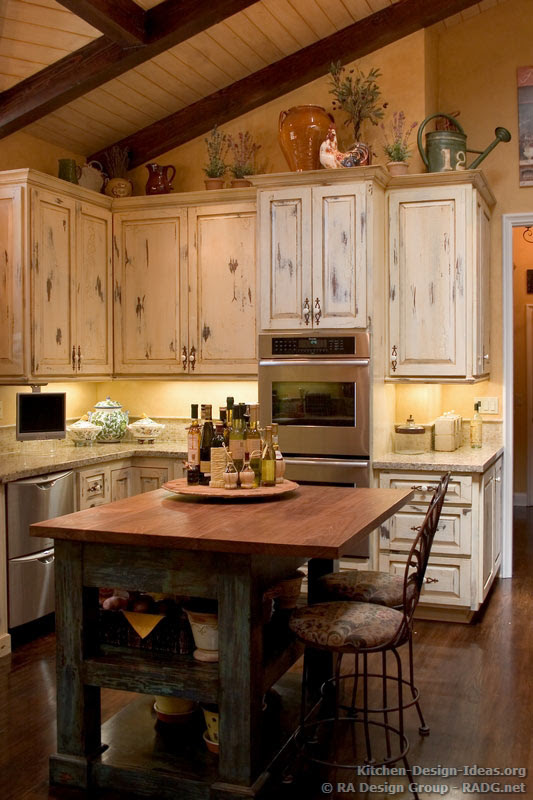 Island Cabinets Design