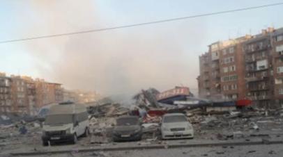 Взрыв газа мог стать причиной ЧП в супермаркете во Владикавказе