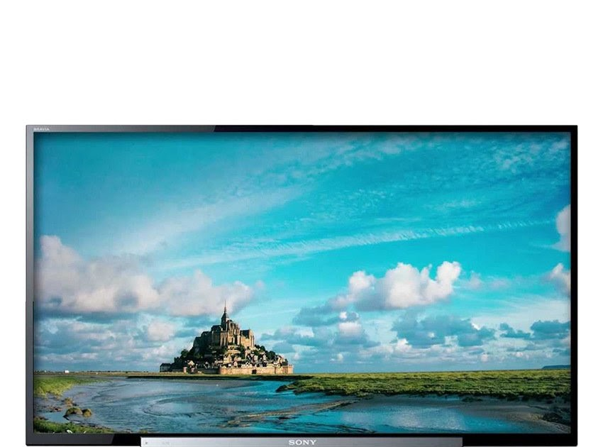 "Sony - Smart TV LED 40"" KDL40W650D - Hitam 