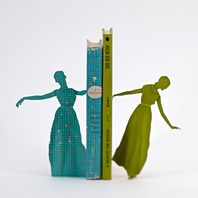 New Cut Book Illustrations by Thomas Allen pop ups illustration books