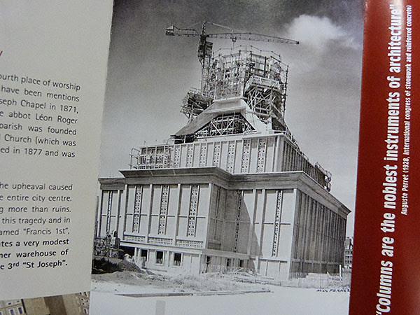 construction de saint joseph