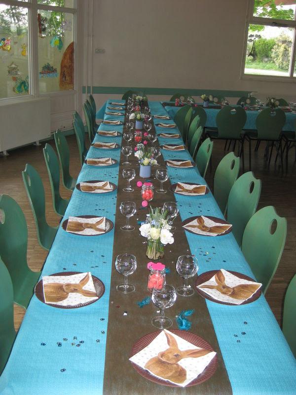 Decoration De Table Anniversaire 40 Ans Femme