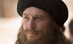 BBC The Passion - Caiaphas played by Ben Daniels