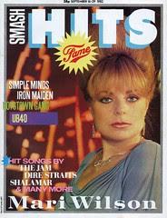 Smash Hits, September 16, 1982