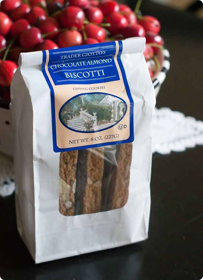 trader joe's chocolate almond biscotti review ... should you add them to your cart?