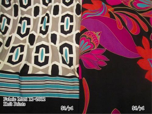 Fabric Mart Knits 11-2012