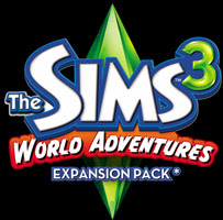 Logo of The Sims 3: World Adventures  (PC)