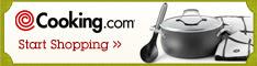 Cooking.com Summer Essentials banner