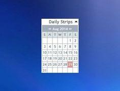 Desktop gadgets, Calendar and Gadgets on Pinterest