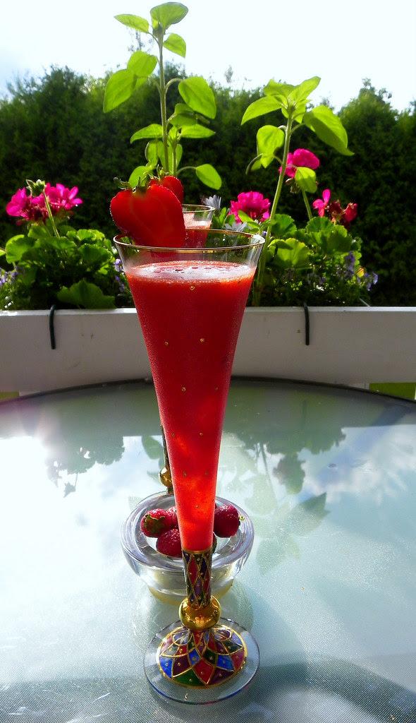 Strawberry Daiquiri I