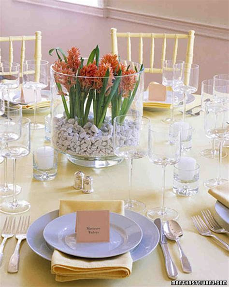 Affordable Wedding Centerpieces   Martha Stewart Weddings