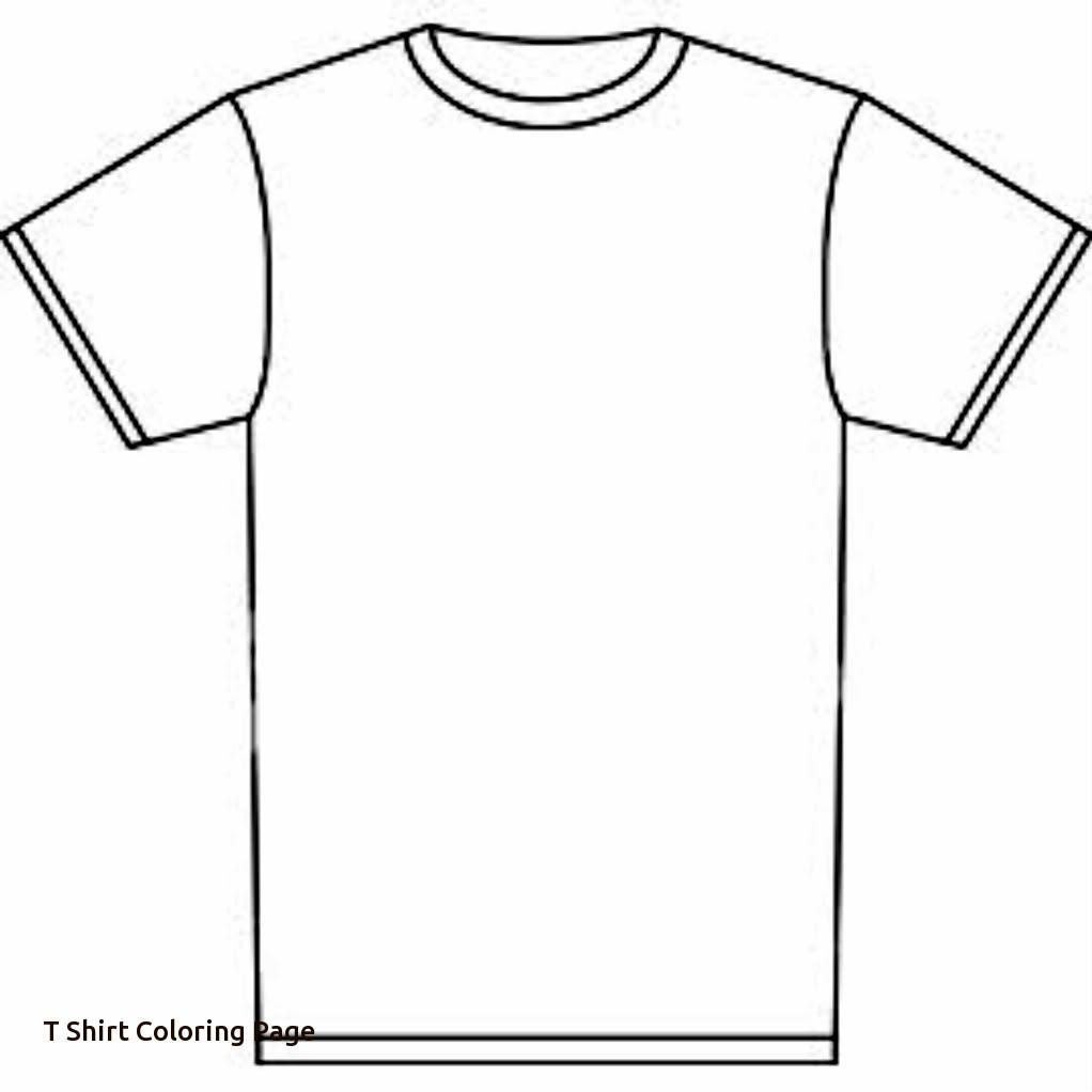 t shirt ausmalbild