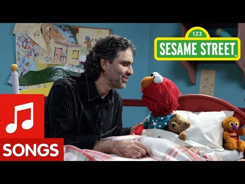 Does Elmo have to?
