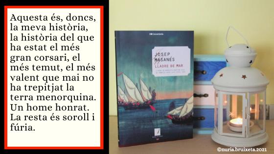 Lladre de mar. Josep Masanés