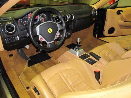 Find Used 2007 Ferrari F430 6 Speed Manual Carbon Ceramics