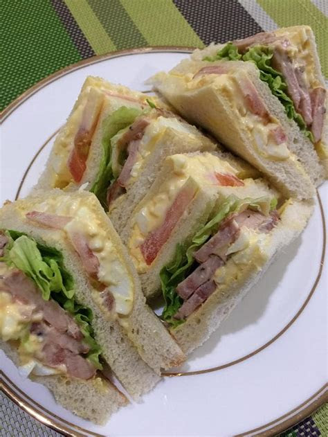 resepi sandwich tersedap sbs aneka resepi masakan