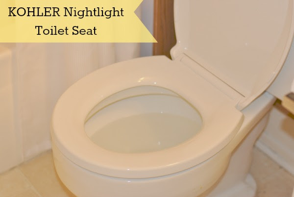 Kohler Nightlight Toilet Seat Touchless Toilet Technology