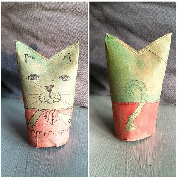 Making tp puppets