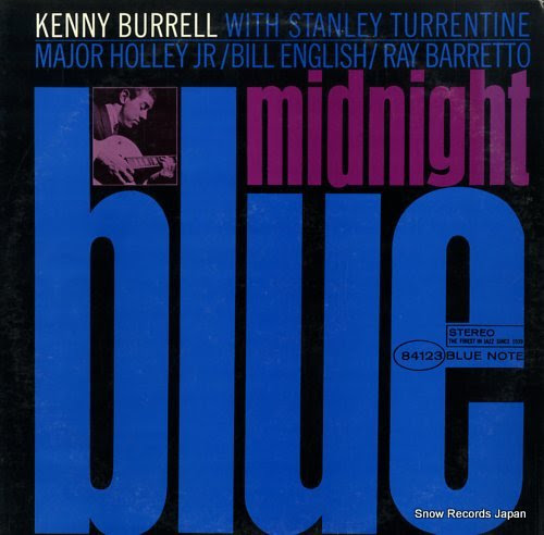 BURRELL, KENNY midnight blue