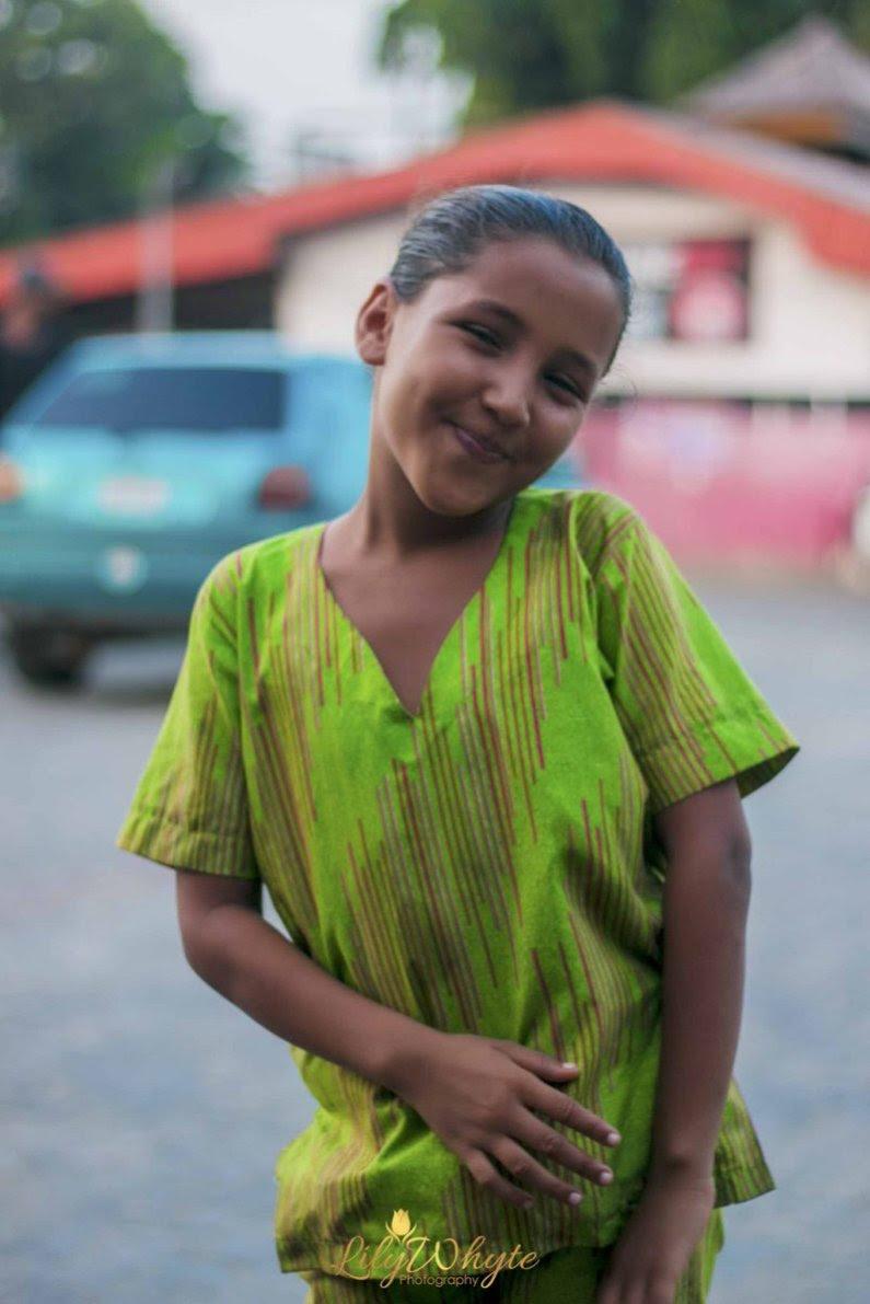 Photos Of Beautiful Child Beggars In Calabar Go Viral