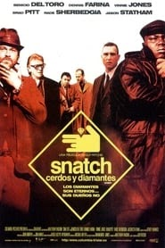 Ver Snatch: Cerdos y diamantes Pelicula completa 2000 online on Repelis