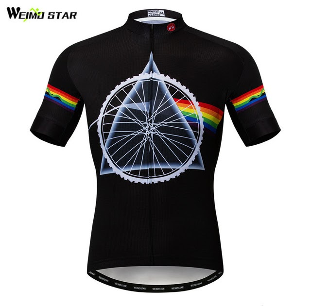 Clothing Bike Sportwear  Price comparisons Of Weimostar Cycling Jersey 2019  pro team Cycling Clothing Summer Short Sleeve MTB Bike Jersey Racing Sport  ... c38c1475c