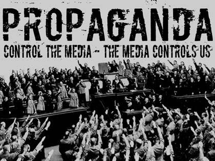 Image result for Most People Today Want to be Propagandized