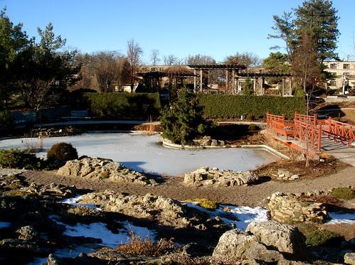 The Centennial Garden