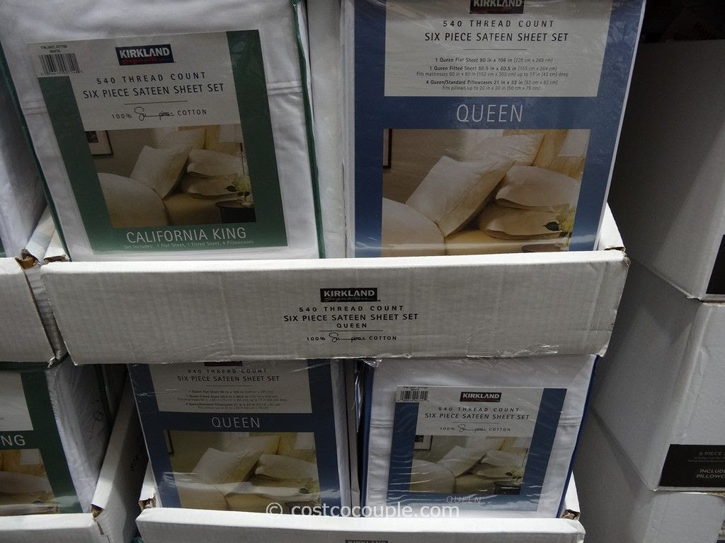 Costco Bed Sheets King