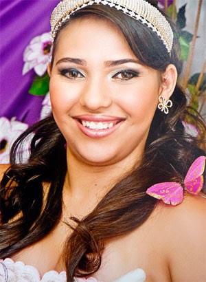 Maria Luiza, de 15 anos, morta em 2009 (Foto: Arquivo da família)