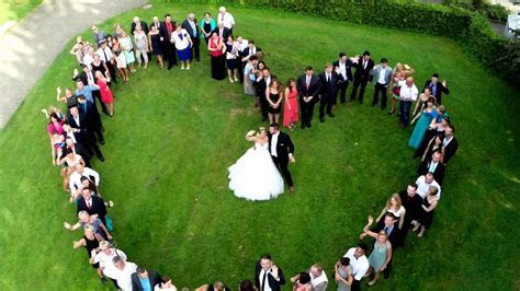 Drones For Beautiful Wedding Pictures   Arabia Weddings