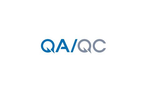 professional engineering logo design  qaqc