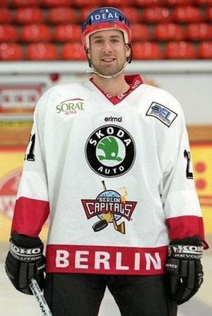 Stephane Morin Berlin Capitals