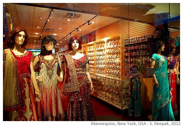 Mannequins, Jackson Heights, New York, USA - S. Deepak, 2012